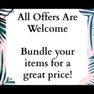 Offers are being accepted